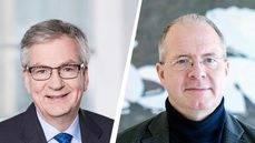 Martin Daum y Martin Lundstedt.
