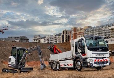 Volvo Group empieza a entregar vehículos totalmente eléctricos