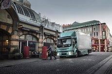Volvo Trucks lanzará una completa gama de camiones eléctricos en Europa en 2021