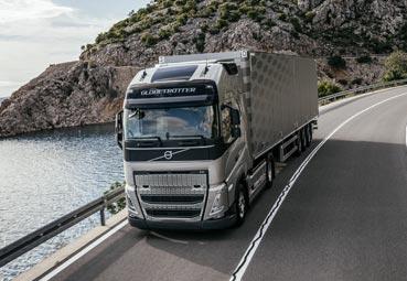 El Grupo Fuentes encarga 350 unidades del nuevo Volvo FH con I-Save