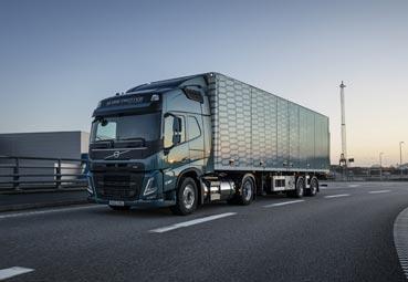 Volvo Trucks apuesta por el gas como energía alternativa al diésel