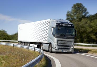 Volvo Trucks mejora el consumo de uno de sus modelos