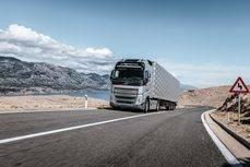 Volvo FH con I-Save.