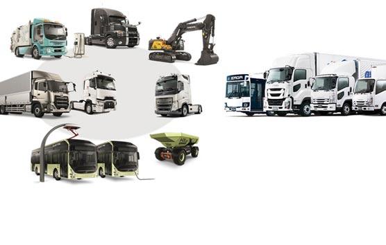 Volvo e Isuzu sellan una alianza para potenciar los vehículos comerciales
