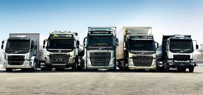 Cambios en la organización de Volvo Group España con una orientación comercial aún más clara