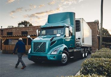 Volvo Trucks introduce un nuevo camión eléctrico en Norteamérica