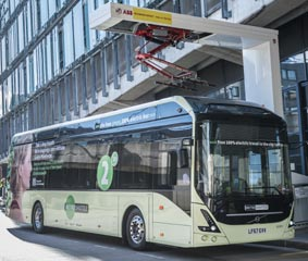 Volvo realiza un tour de demostración en el Reino Unido
