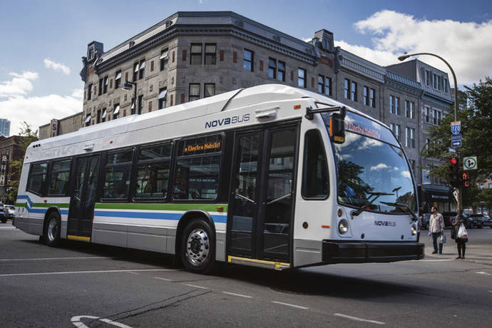 Volvo entrega 100 autobuses urbanos Volvo 8400 a Bengaluru, India