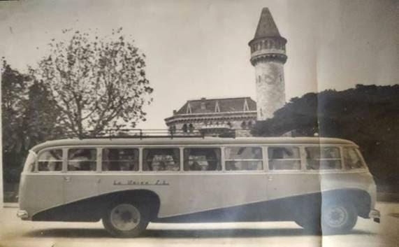 Volvo Buses España celebra su 85 aniversario desde su primer autobús