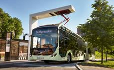 Volvo Ocean Race marca el nacimiento de los autobuses eléctricos articulados