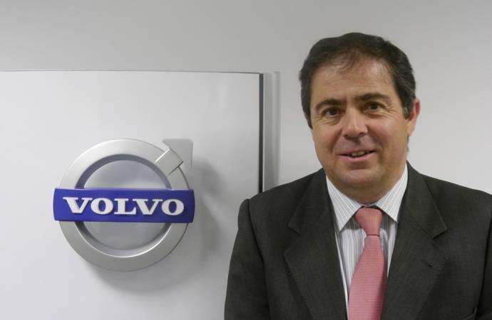 Alfredo García se incorpora al equipo comercial de Volvo Buses