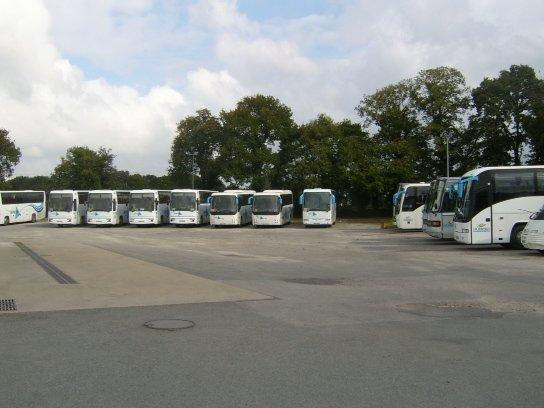 Las matriculaciones de autobuses crecen un 36% en junio, pero bajan en julio