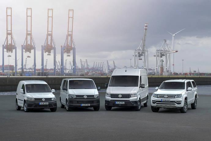 Las entregas de VW Vehículos Comerciales crecen un 2% en febrero