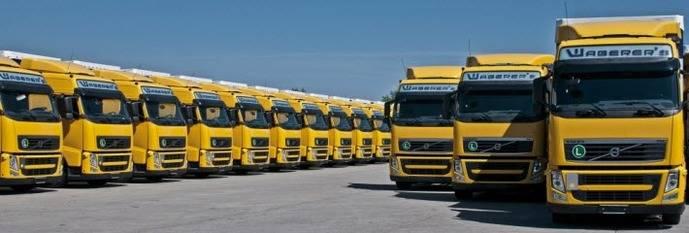 La creación de empresas desciende un 40,6% en el sector Transporte