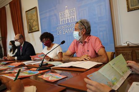 Zamora tendrá desde el jueves, autobús urbano y parking gratuitos