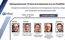Anfac celebró, ante el Covid-19, el webinar #DialogosAutomoción