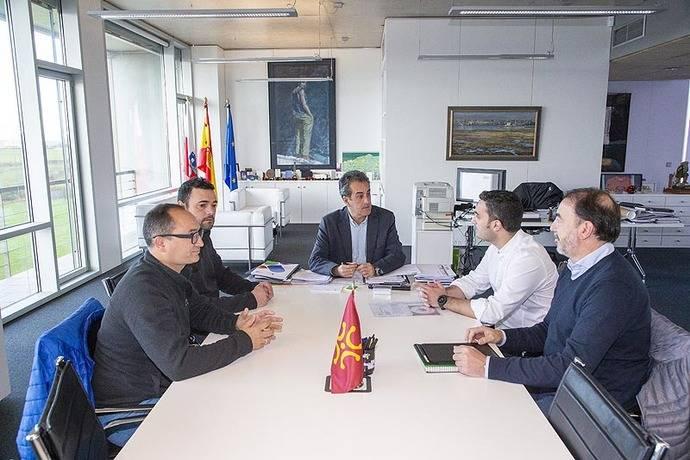 El Gobierno de Cantabria llevará a cabo el carril bici de Omoño