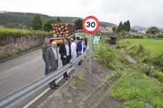 La carretera entre Ibio y Herrera de Ibio comenzará su mejora a fin de año