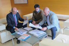 Cantabria mejorará la rotonda y la carretera de acceso de Mijarojos
