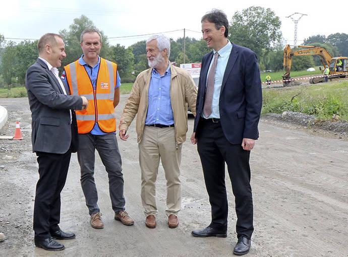 Cantabria usa 3,5 millones de euros para carreteras de Ribamontán al Mar
