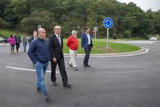 Cantabria mejora la intersección entre Sierra Elsa y Mijarojos, en Cartes