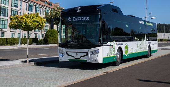 Scania y Castrosua desarrollan un nuevo suburbano híbrido