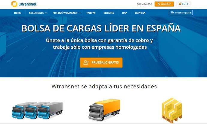 Wtransnet impulsa el uso de objetos conectados en el camión para mejorar el sector del transporte