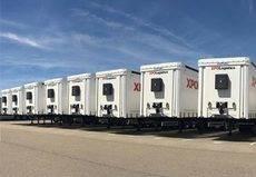 XPO Logistics amplía su flota de megacamiones y semirremolques