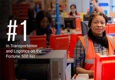 XPO Logistics avanza al número 180 de la lista Fortune 500