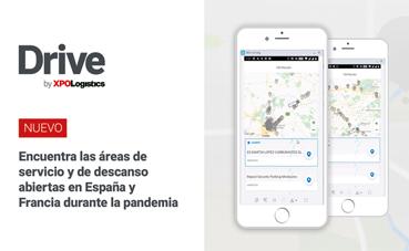 XPO Logistics mejora la información de su 'app' para móviles
