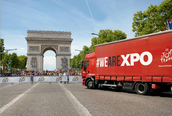 XPO, transportista oficial del Tour de Francia por 36º año consecutivo