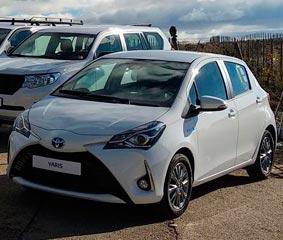 Toyota presenta el Yaris Hybrid Ecovan