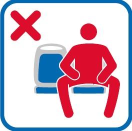 EMT Madrid amplía su señalización para evitar el famoso 'manspreading'
