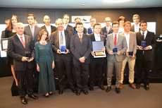 El Centro Español de Logística entregó los Premios CEL 2016