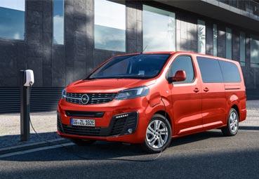 Opel abre los pedidos para su nuevo Zafira-e Life 100% eléctrico