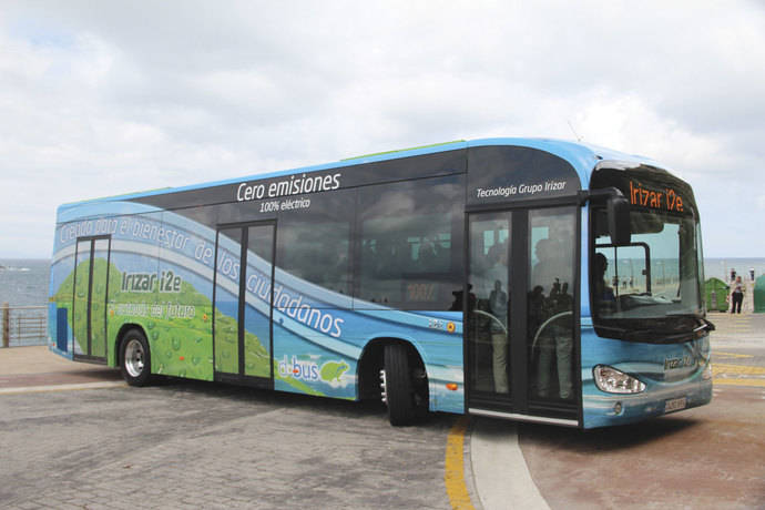 Zaragoza probará desde esta semana un vehículo 100% eléctrico