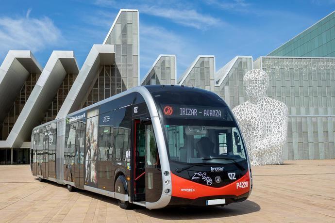 Zaragoza y Avanza apuestan por autobuses eléctricos de Irizar e-mobility