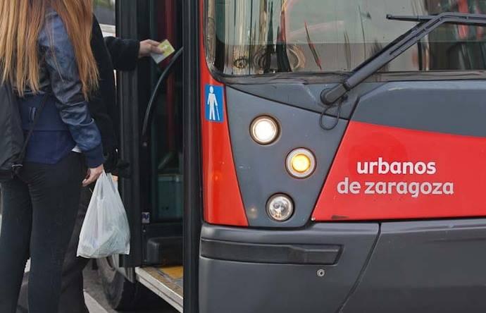Zaragoza registra casi un 8% más de viajes en 2017