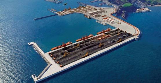La terminal de contenedores de gij n aument el movimiento de contenedores un 29 6 durante - Puerto de gijon empleo ...
