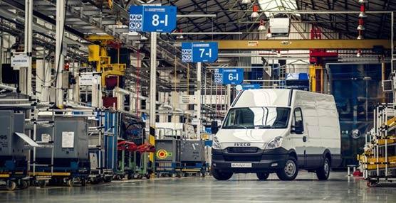 Iveco España finaliza la reordenación de su red de concesionarios y servicios de postventa y recambios