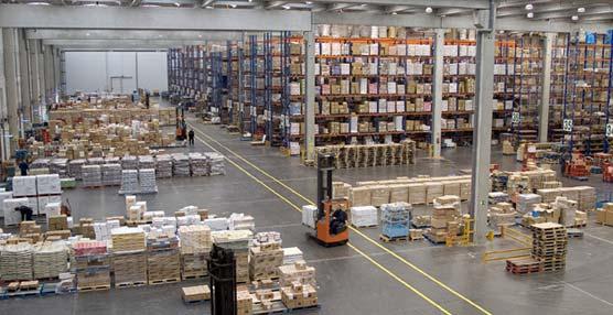 Un repartidor de paquetería se fuga con su mercancía