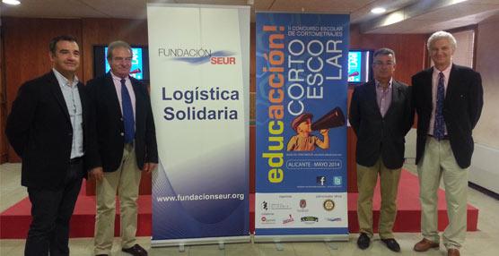 Fundación Seur presta su colaboración al II concurso escolar alicantino de cortometrajes Eduacción!