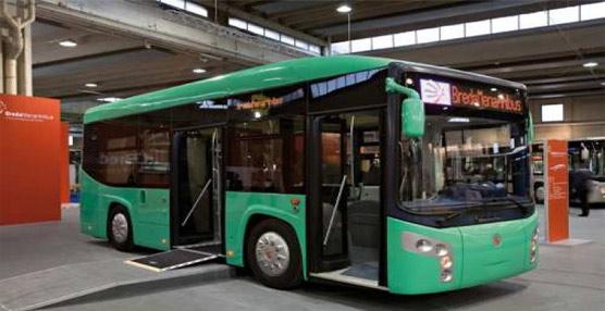El fabricante italiano Bredamenarinibus lanzará próximamente al mercado el autobús eléctrico 'Vivacity +'