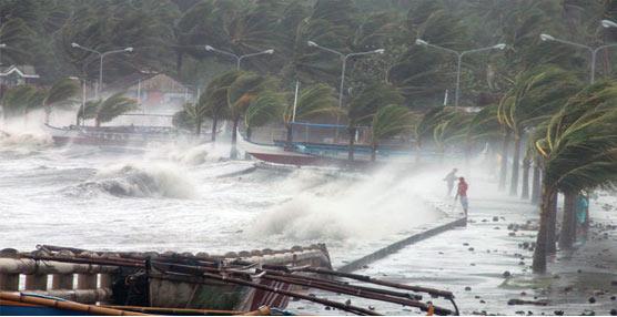 UPS entrega cerca de siete kilos de suministros médicos vitales a los afectados por el tifón 'Haiyan' de Filipinas