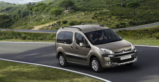 La marca automovilística francesa Citroën introduce la caja de cambios ETG6 en el modelo Berlingo