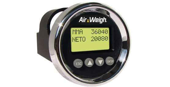 La empresa americana Air-Weigh busca conquistar el mercado europeo con un sistema para el peso de carga a bordo