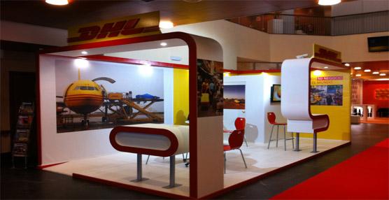 DHL presenta en la feria Imex de Jaén sus soluciones de transporte para la internacionalización de las pymes