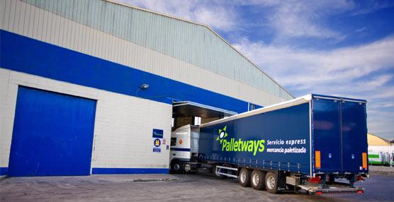 Palletways anuncia una reducción de sus tiempos de tránsito en Europa coincidiendo con el nuevo año