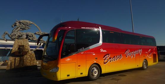 Iveco Bus amplía la flota de Autocares Hermanos Bravo Vázquez con un Eurorider C45 para transporte discrecional