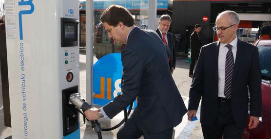 Ibil y Nissan dan un empujón al vehículo eléctrico al ampliar la infraestructura de carga rápida en Madrid